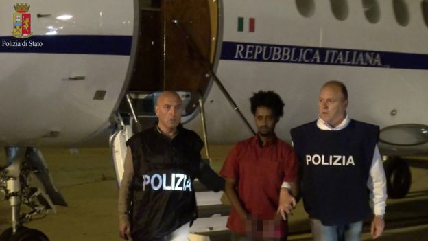 best website 6577b 02e13 Suspect extradited for people smuggling  is wrong man